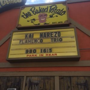 KN Trio at the Baked Potato