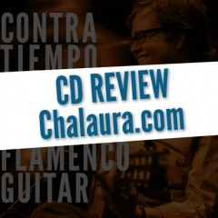 Contra Tiempo CD Review by Chalaura.com